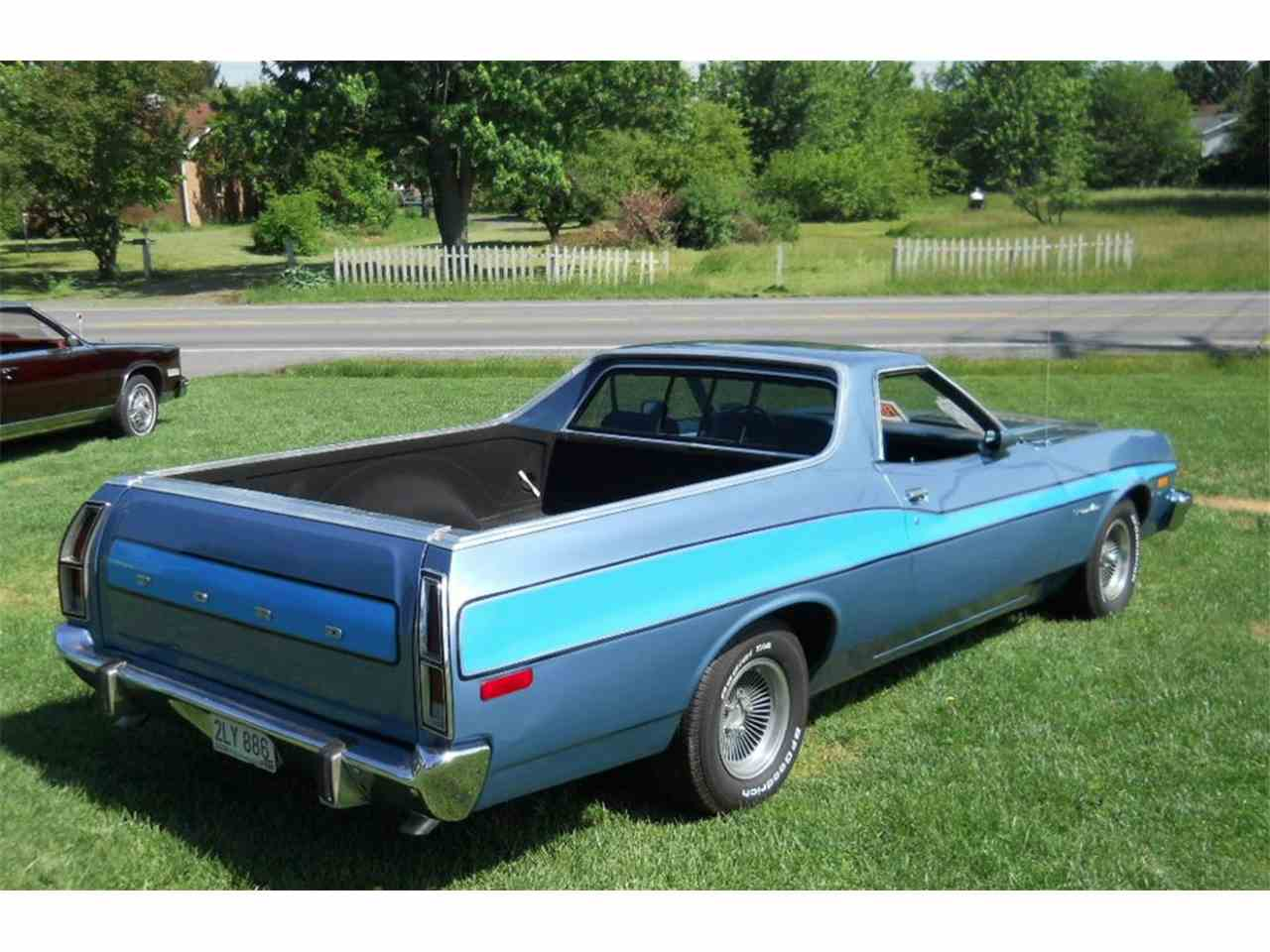 Large Picture of '74 Ranchero - BXKP
