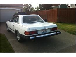 Picture of '82 380SL - BY0G