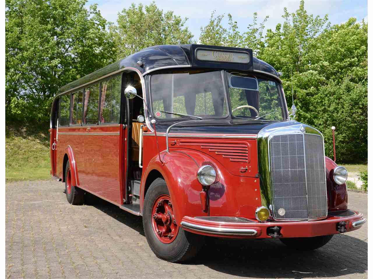 1950 Mercedes Benz O 6600 For Sale Cc