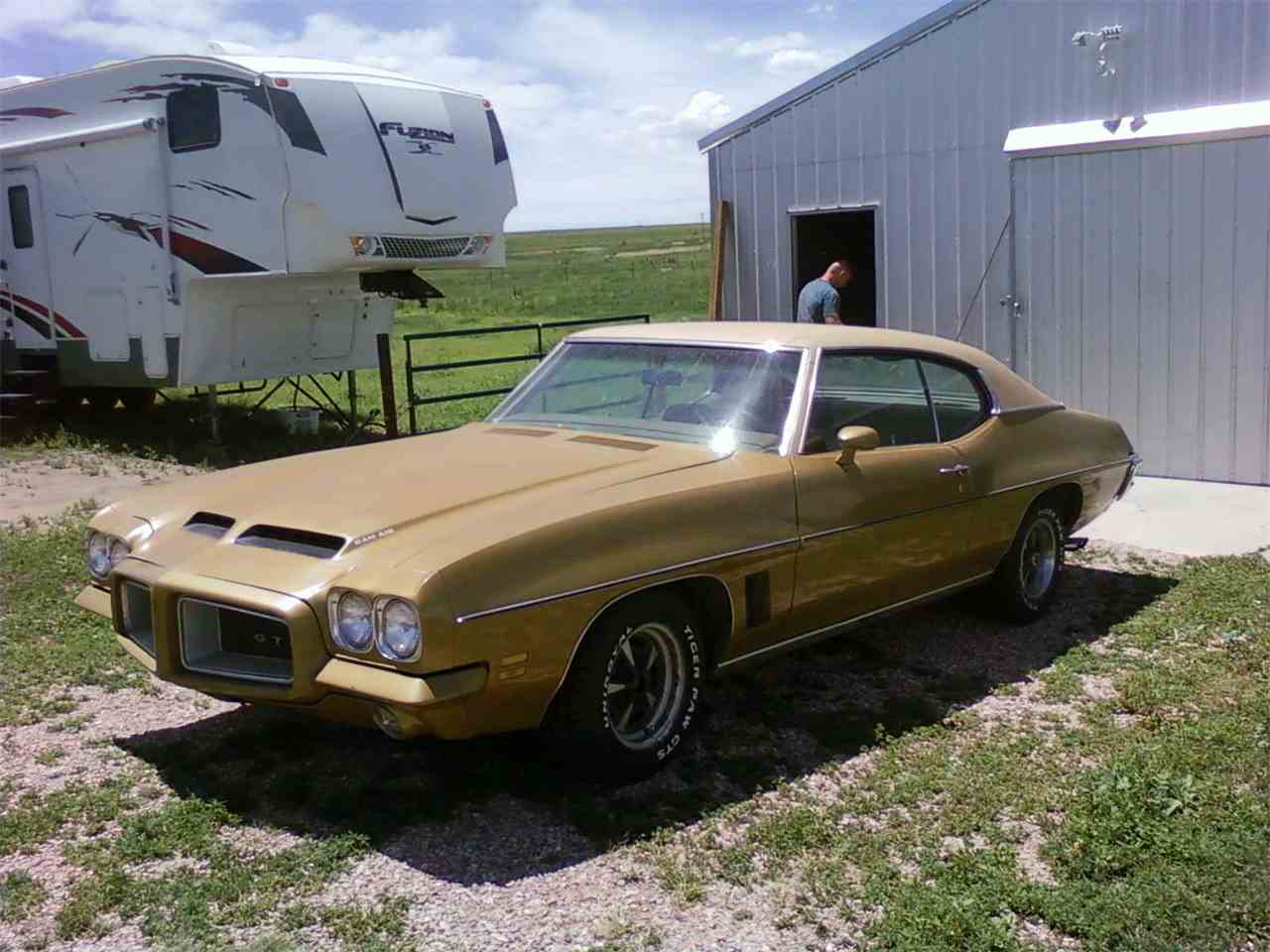 Large Picture of '72 GTO - BSYR