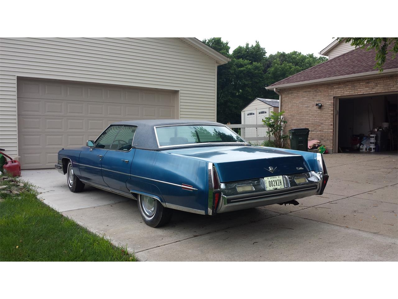Large Picture of 1973 Cadillac DeVille - BYGT
