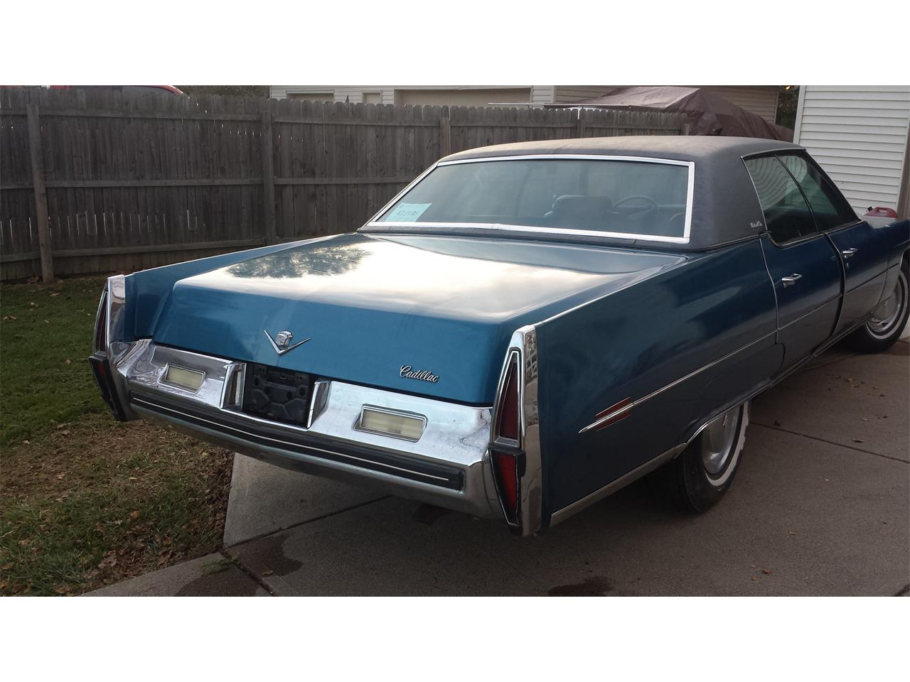 Large Picture of 1973 Cadillac DeVille located in Ohio - $5,500.00 Offered by a Private Seller - BYGT