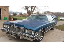 Picture of Classic 1973 Cadillac DeVille located in Hamilton Ohio - $5,500.00 Offered by a Private Seller - BYGT