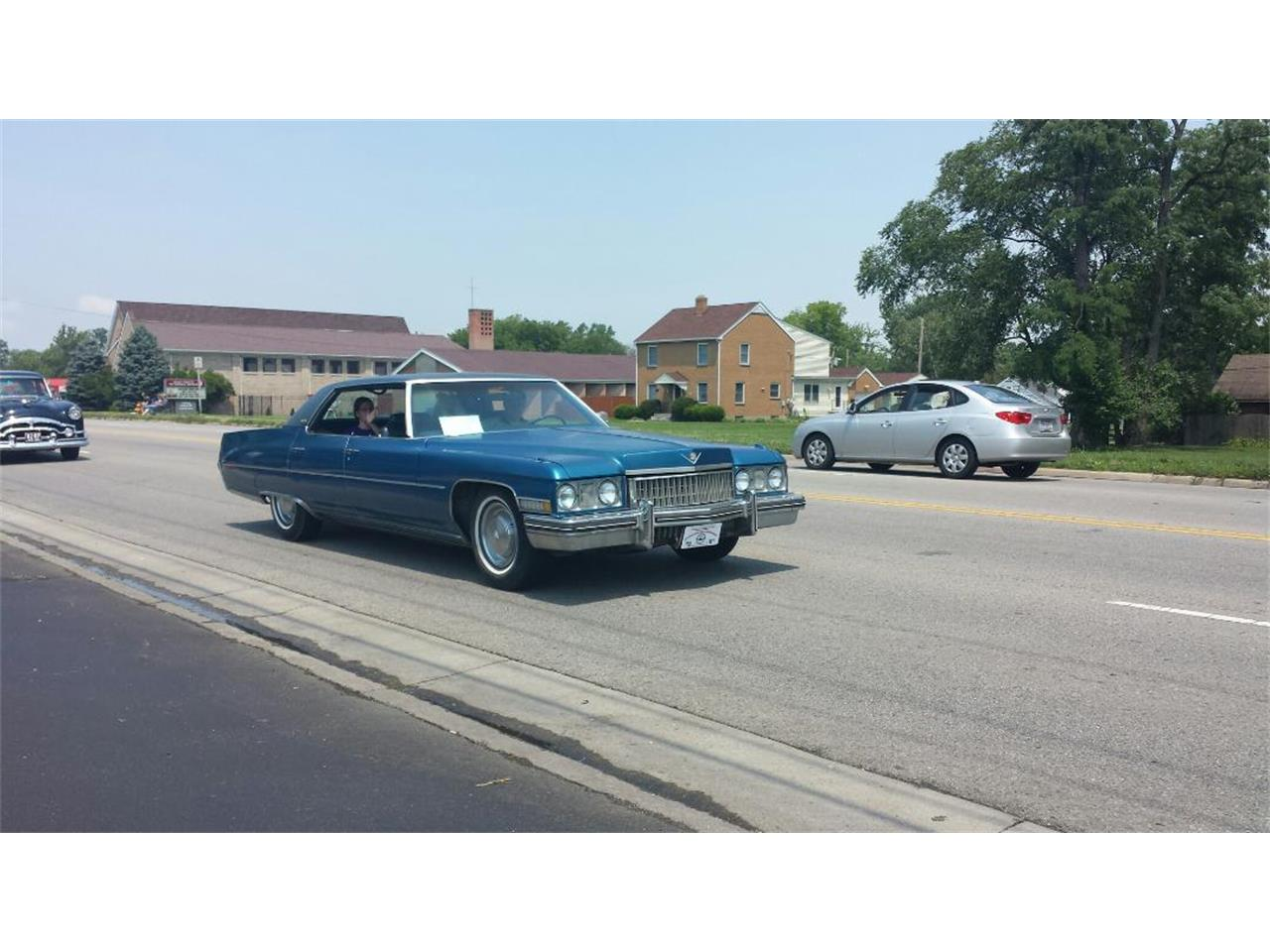 Large Picture of '73 Cadillac DeVille - $5,500.00 - BYGT