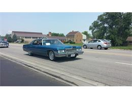 Picture of Classic 1973 Cadillac DeVille located in Hamilton Ohio - BYGT