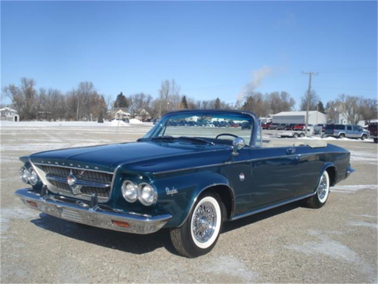 Large Picture of '63 300 Pacesetter Edition Convertible - BYIY