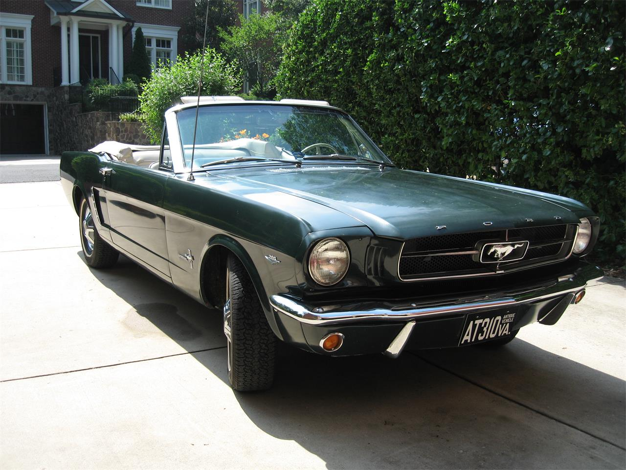 Large Picture of Classic '64 Ford Mustang - $26,995.00 - BZ8Z