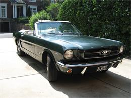 Picture of Classic 1964 Ford Mustang located in Virginia - $26,995.00 Offered by a Private Seller - BZ8Z