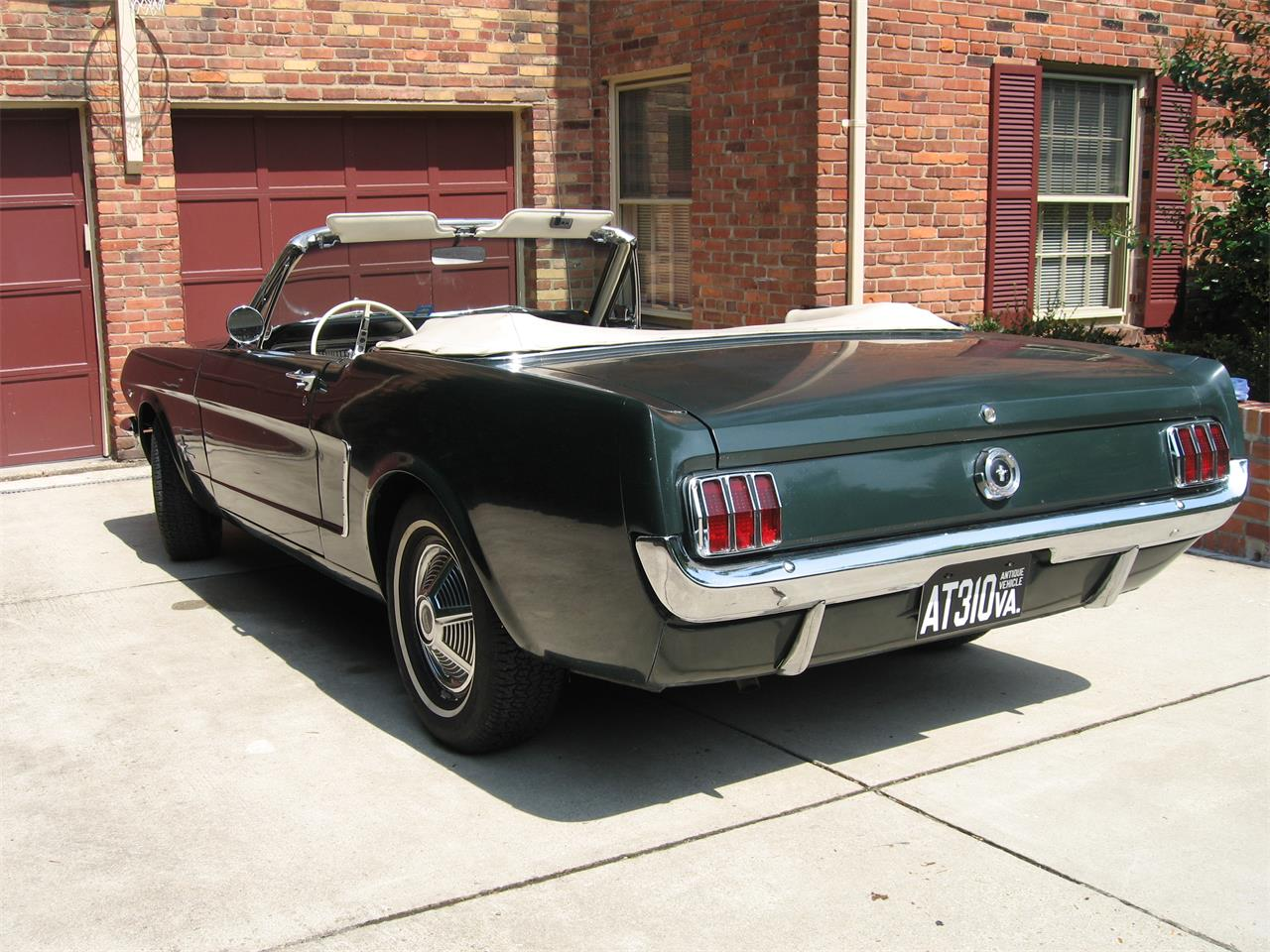 Large Picture of '64 Mustang - BZ8Z