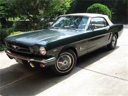 Picture of Classic '64 Mustang located in Arlington Virginia - $26,995.00 Offered by a Private Seller - BZ8Z
