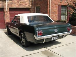 Picture of Classic 1964 Ford Mustang located in Arlington Virginia - $26,995.00 Offered by a Private Seller - BZ8Z