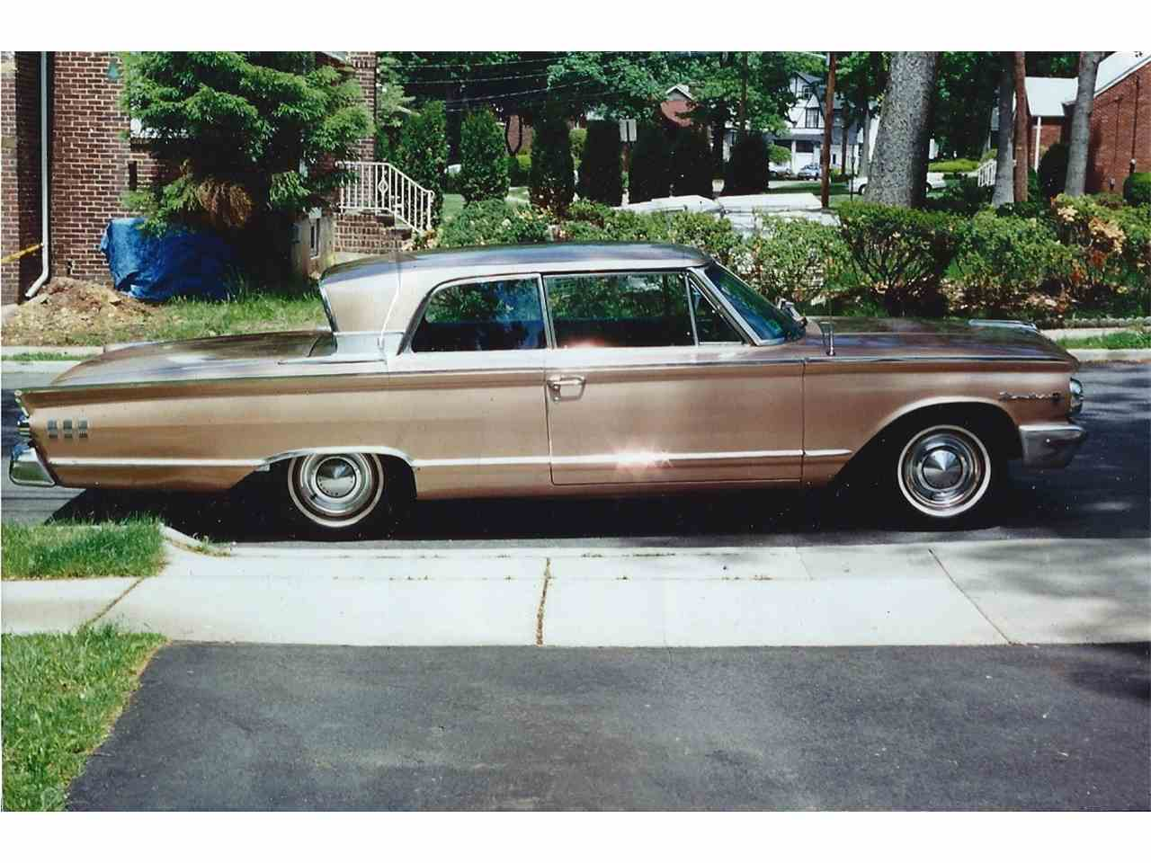 1963 Mercury Monterey for Sale | ClassicCars.com | CC-550894
