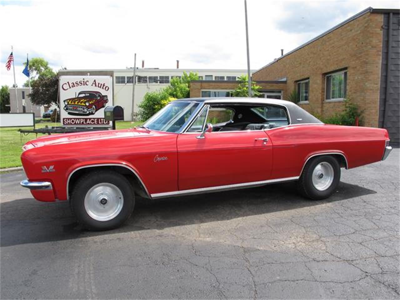 Large Picture of '66 Caprice - BZAJ