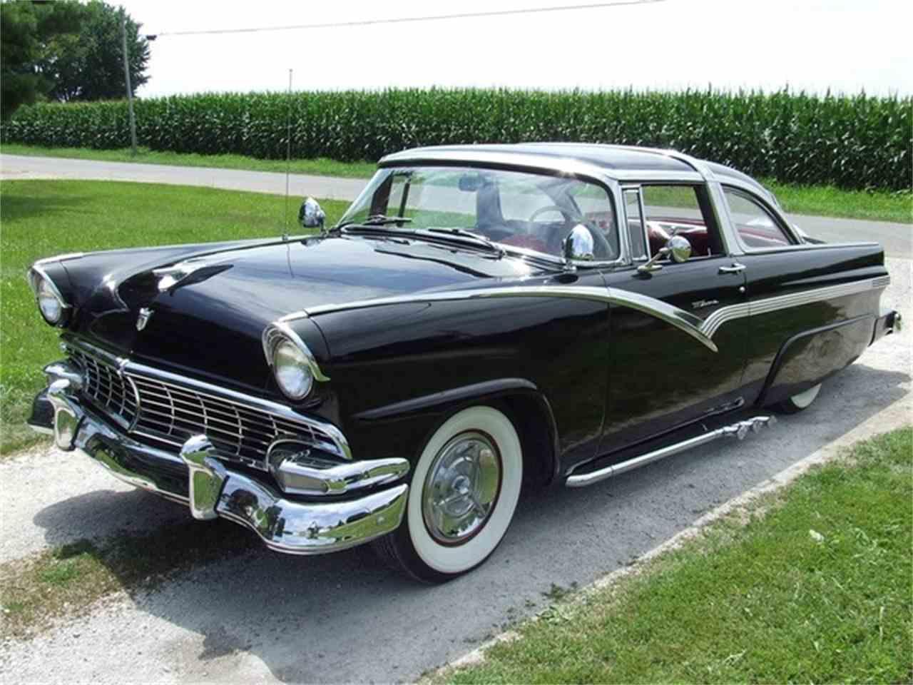 1956 ford crown victoria for sale cc 559818. Black Bedroom Furniture Sets. Home Design Ideas