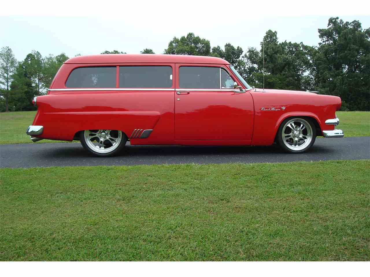Large Picture of 1954 Ford Ranch Wagon Offered by a Private Seller - C0WR
