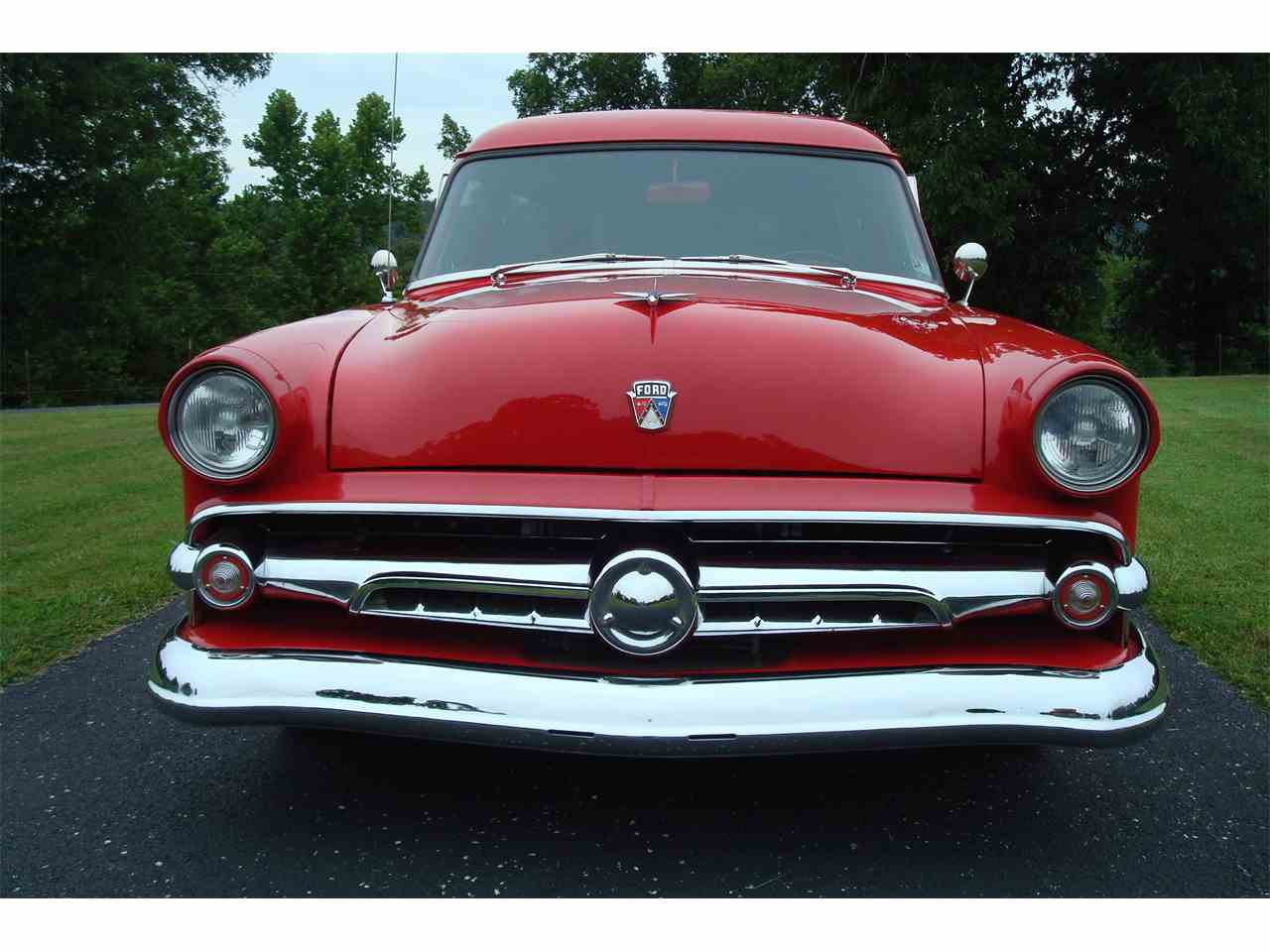 Large Picture of Classic '54 Ford Ranch Wagon located in Arkansas - $32,000.00 Offered by a Private Seller - C0WR