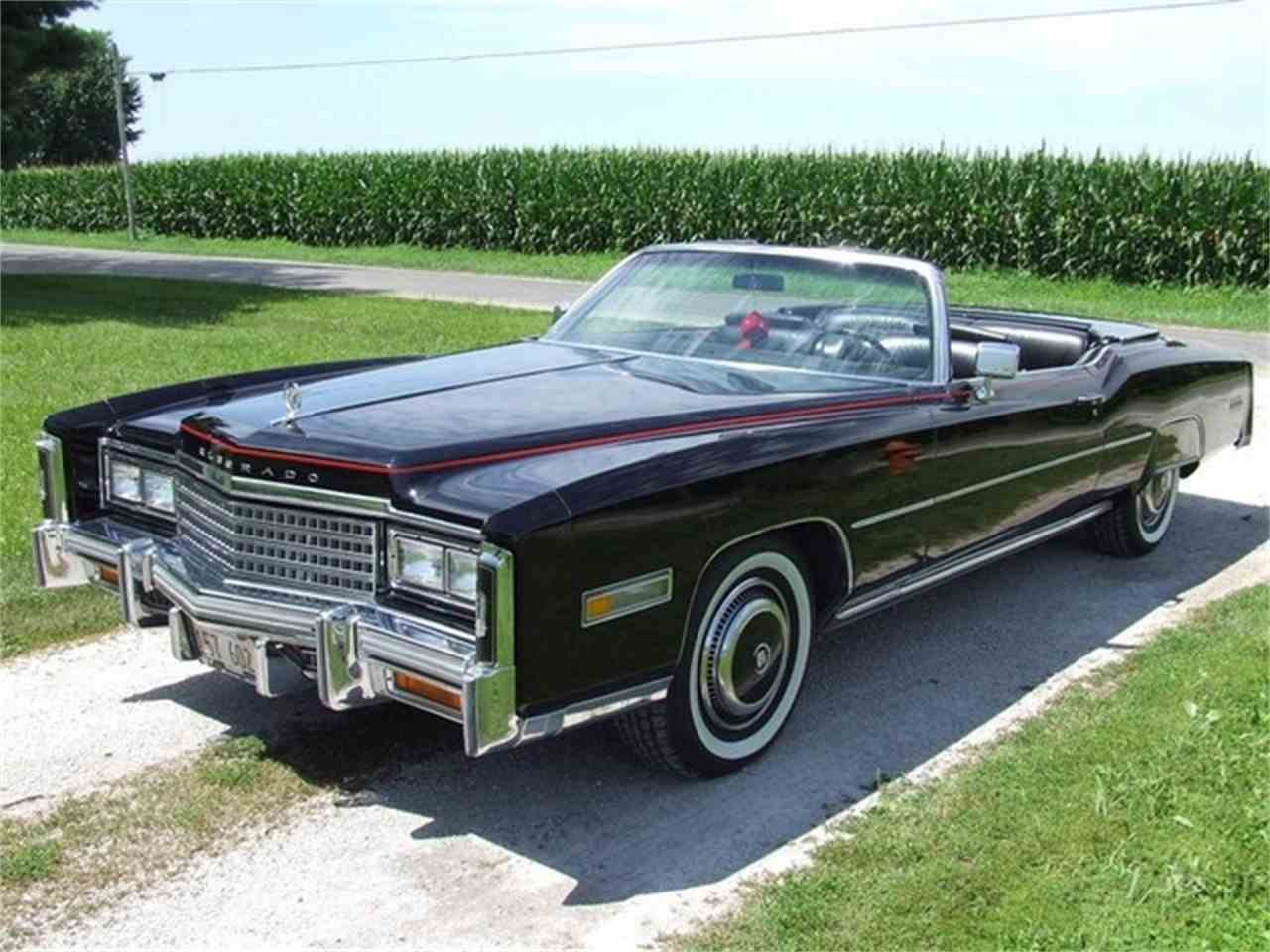 Large Picture of 1978 Cadillac Eldorado - $29,900.00 Offered by Classic Cars America LLC - C1JB