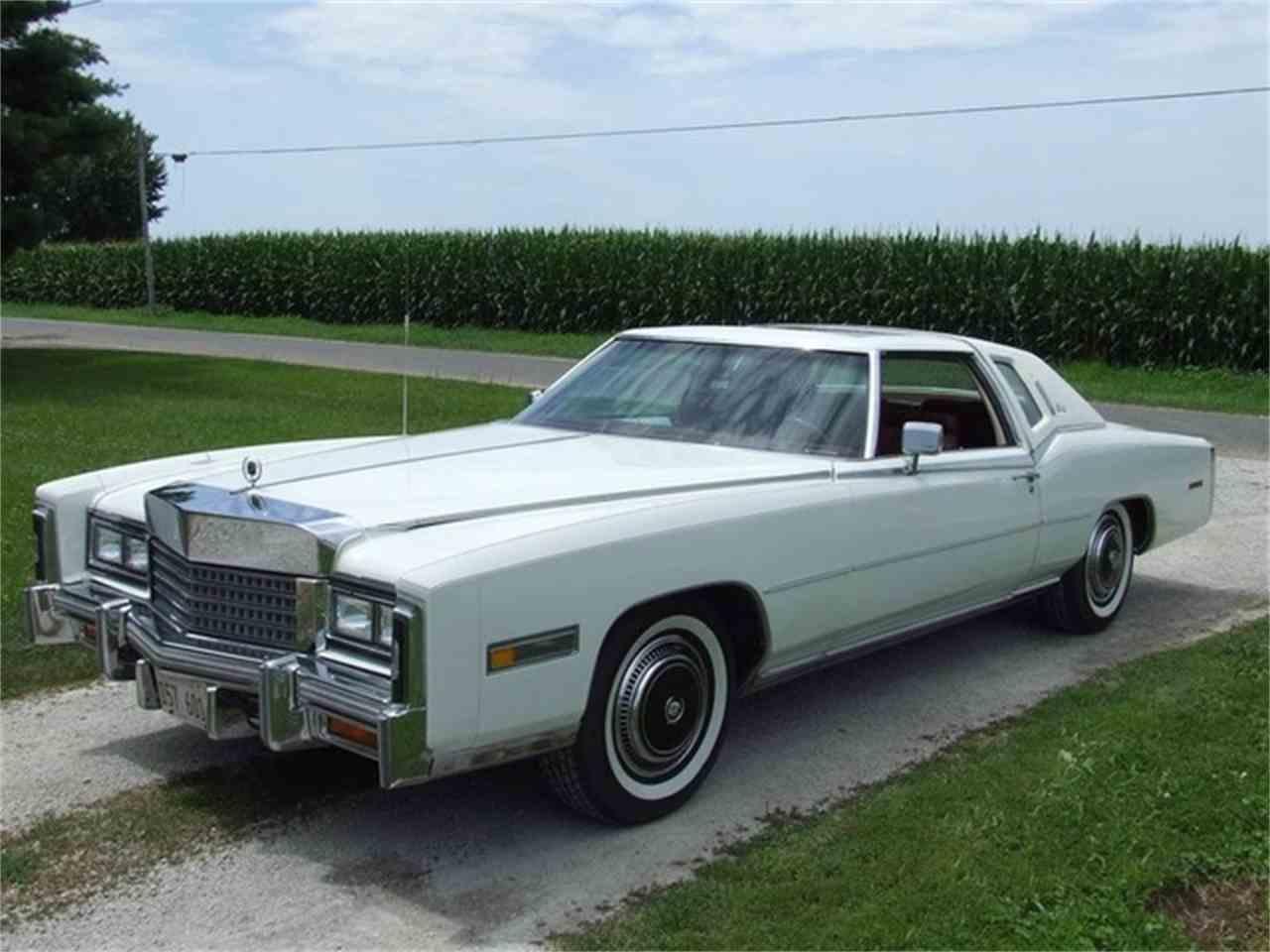 Large Picture of '78 Eldorado - C1JC