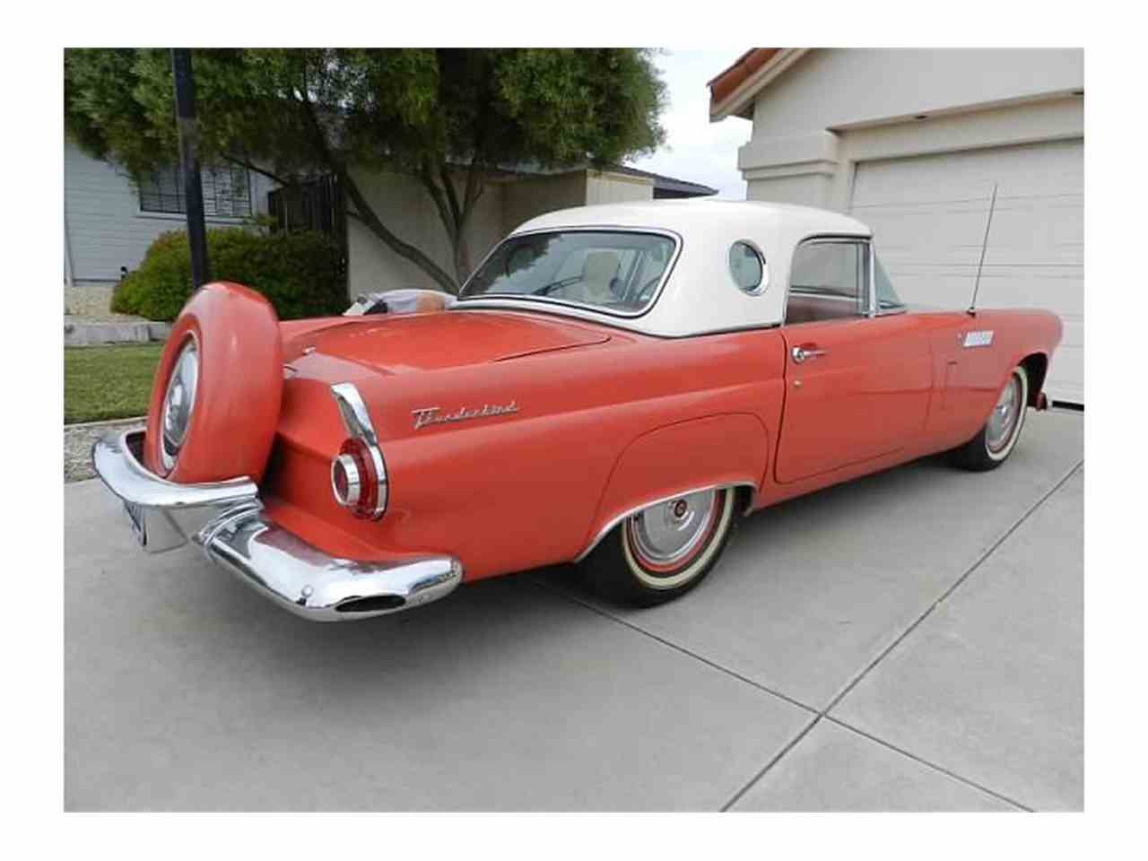 Large Picture of 1956 Ford Thunderbird located in California Offered by a Private Seller - C1JY