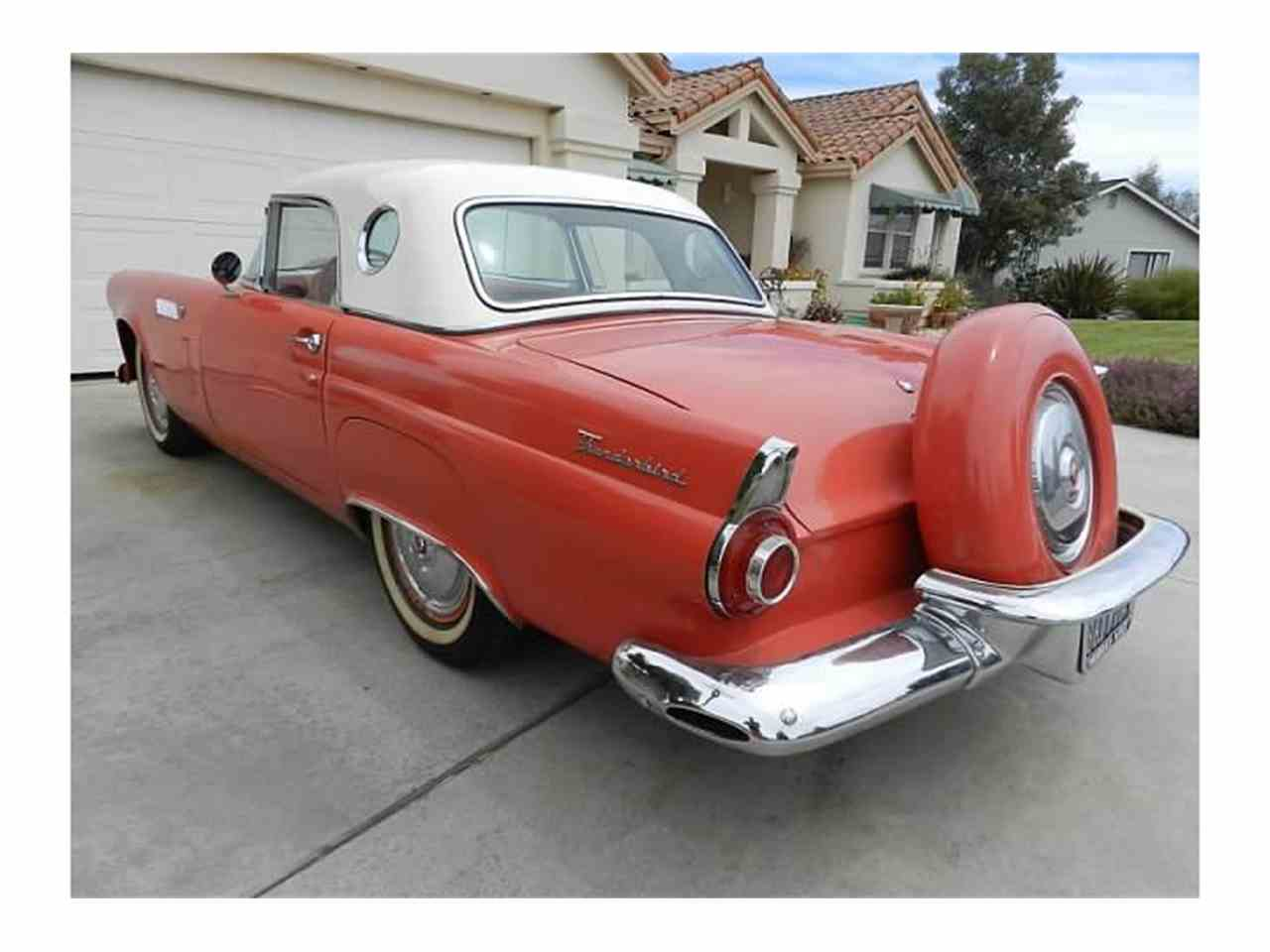 Large Picture of Classic '56 Thunderbird located in California - $39,800.00 - C1JY
