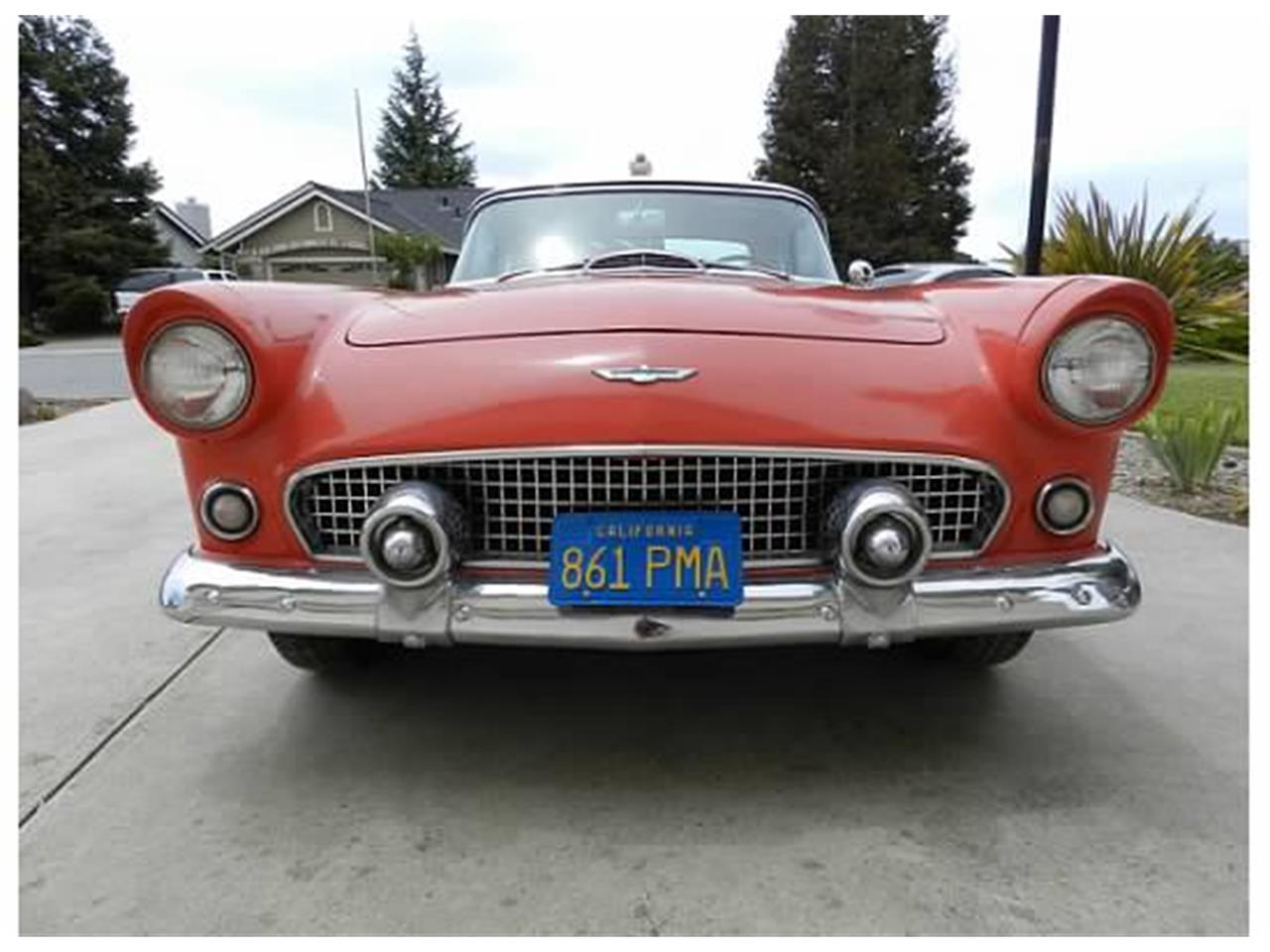 Large Picture of '56 Thunderbird located in California - $39,800.00 - C1JY