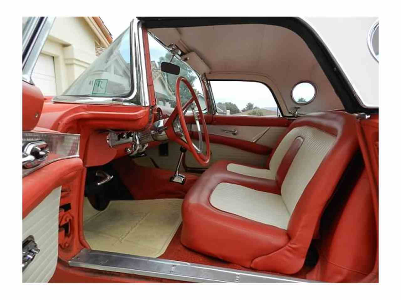 Large Picture of Classic 1956 Thunderbird - $39,800.00 Offered by a Private Seller - C1JY