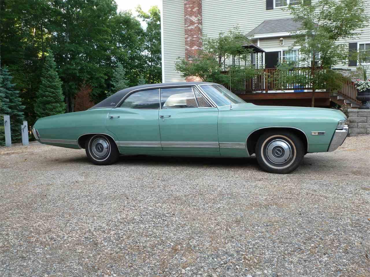 1968 Chevrolet Caprice For Sale Classiccars Com Cc 560226