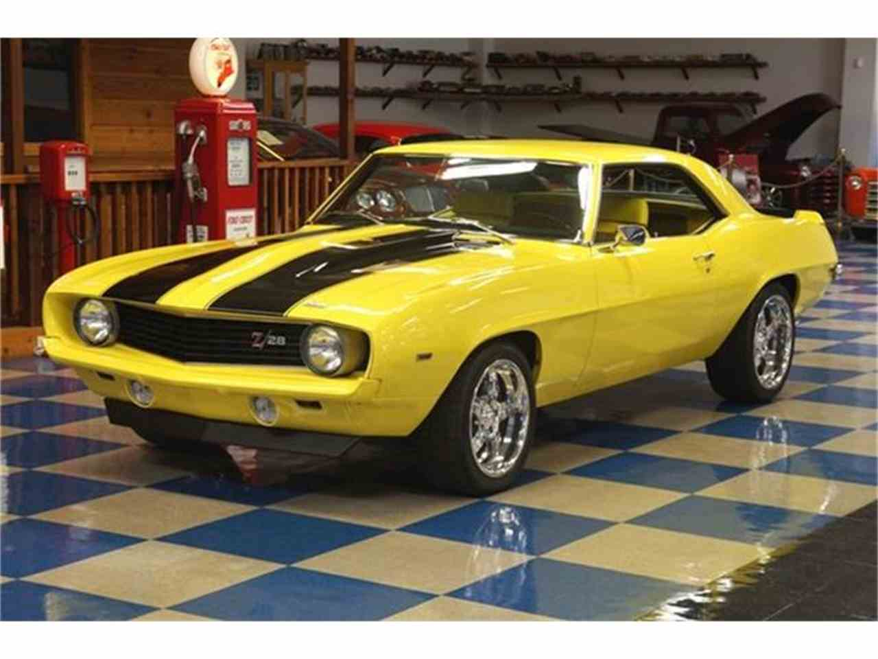 Large Picture of Classic 1969 Chevrolet Camaro Z28 - $74,900.00 Offered by A&E Classic Cars - C21T