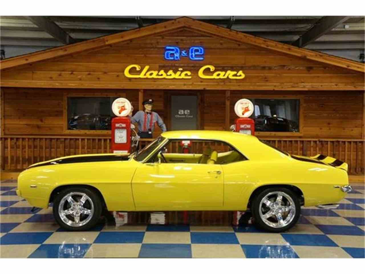 Large Picture of '69 Chevrolet Camaro Z28 Offered by A&E Classic Cars - C21T
