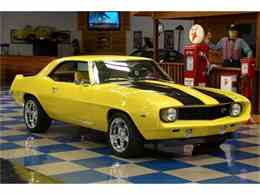 Picture of Classic '69 Chevrolet Camaro Z28 - $74,900.00 Offered by A&E Classic Cars - C21T