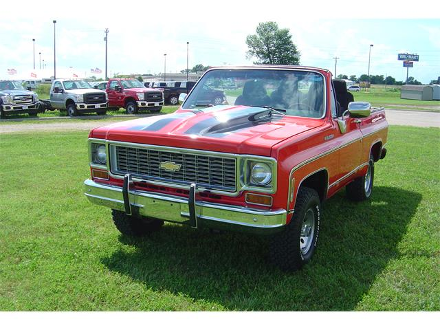 Picture of '74 Blazer Offered by a Private Seller - C2AC