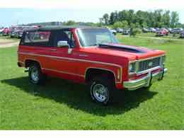 Picture of '74 Blazer - C2AC