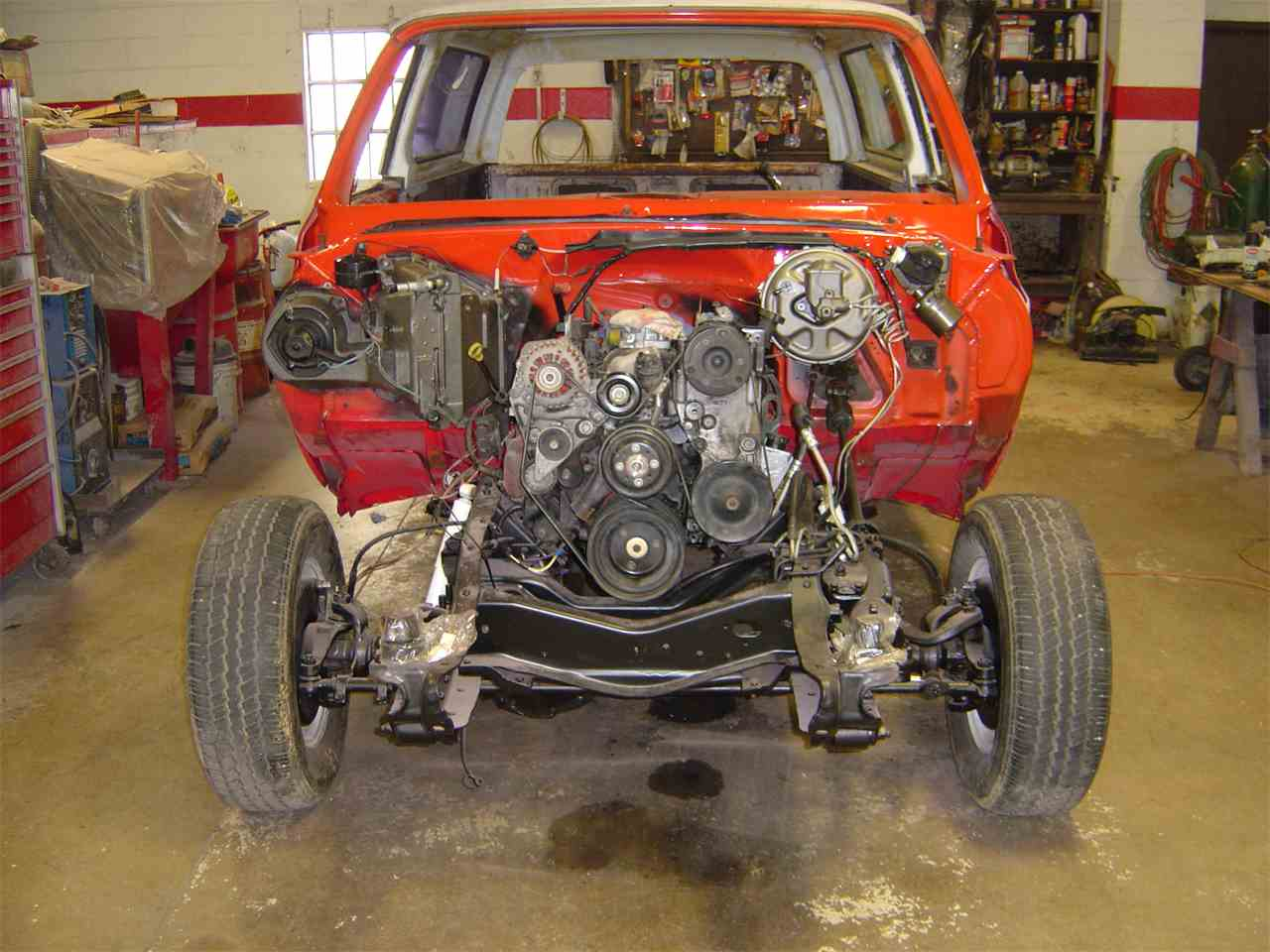 Large Picture of '74 Blazer - C2AC