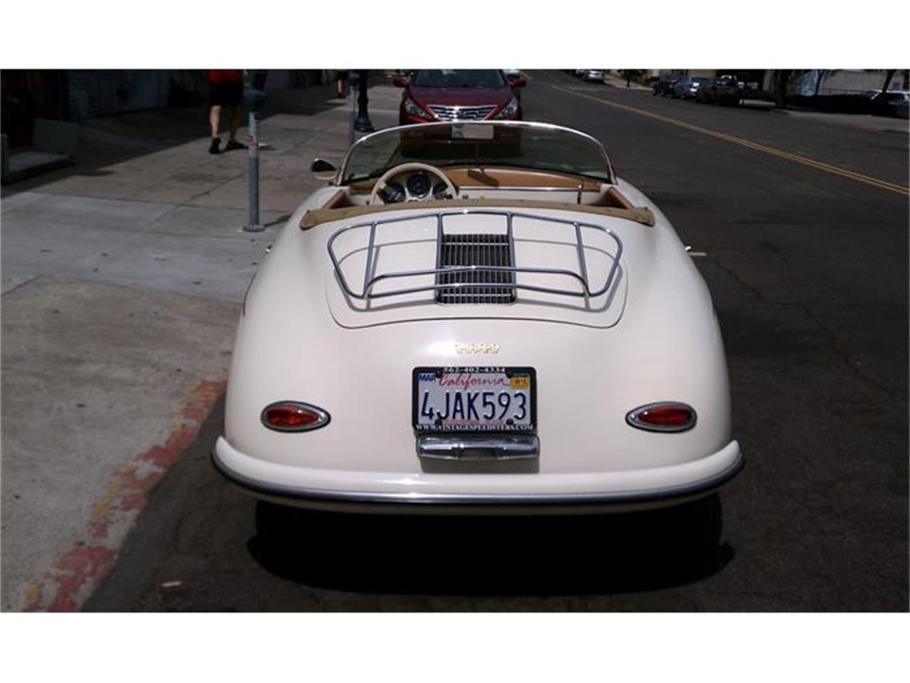 Large Picture of 1957 Porsche Speedster located in California Auction Vehicle - C39J