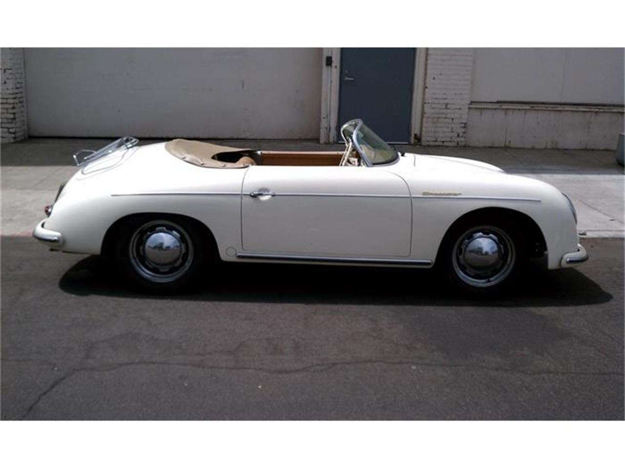 Large Picture of 1957 Porsche Speedster located in San Diego California Offered by Beverly Hills Motor Cars - C39J