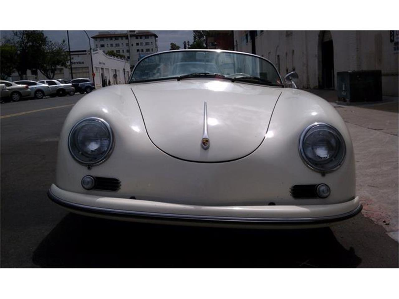 Large Picture of Classic '57 Porsche Speedster located in California - C39J