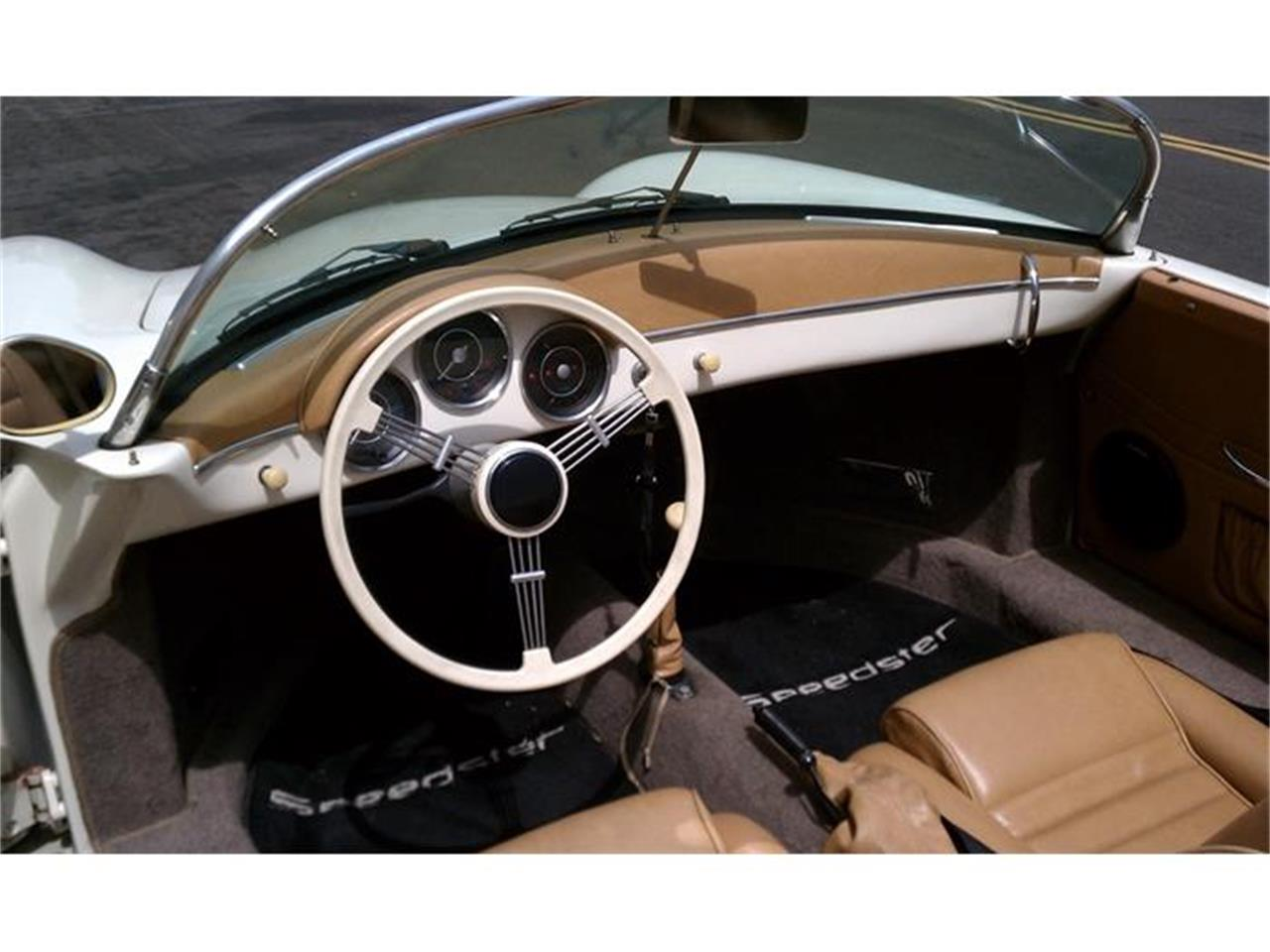 Large Picture of Classic 1957 Speedster located in San Diego California Auction Vehicle - C39J