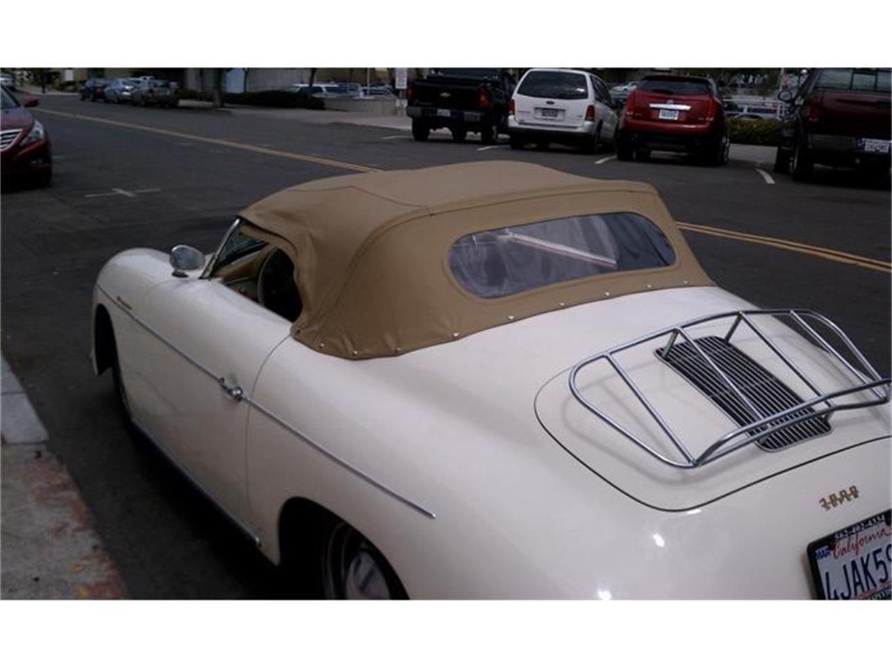 Large Picture of 1957 Porsche Speedster Offered by Beverly Hills Motor Cars - C39J