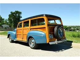 Picture of Classic '47 Ford Woody Wagon - $69,900.00 Offered by Classic Auto Sales - C3DL
