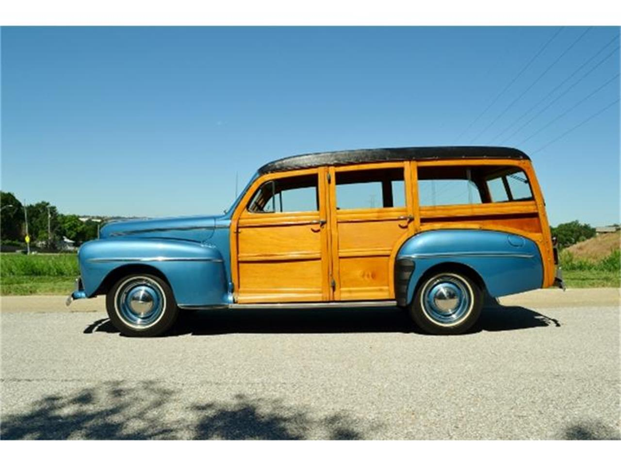 Large Picture of Classic '47 Ford Woody Wagon - $69,900.00 Offered by Classic Auto Sales - C3DL