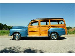 Picture of 1947 Ford Woody Wagon located in Omaha Nebraska - $69,900.00 - C3DL