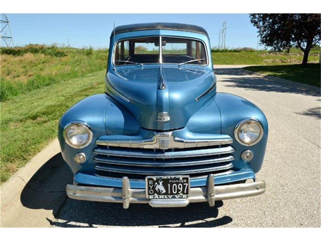 Large Picture of 1947 Ford Woody Wagon located in Nebraska - $69,900.00 Offered by Classic Auto Sales - C3DL