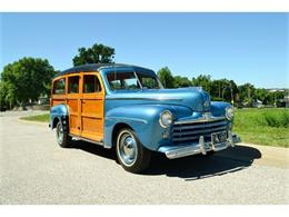 Picture of '47 Ford Woody Wagon located in Omaha Nebraska Offered by Classic Auto Sales - C3DL