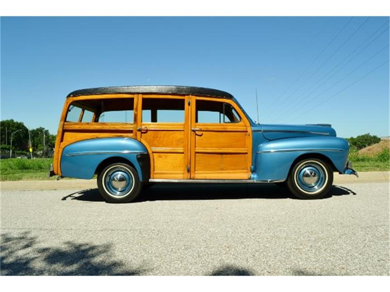 Large Picture of Classic '47 Woody Wagon located in Omaha Nebraska - C3DL