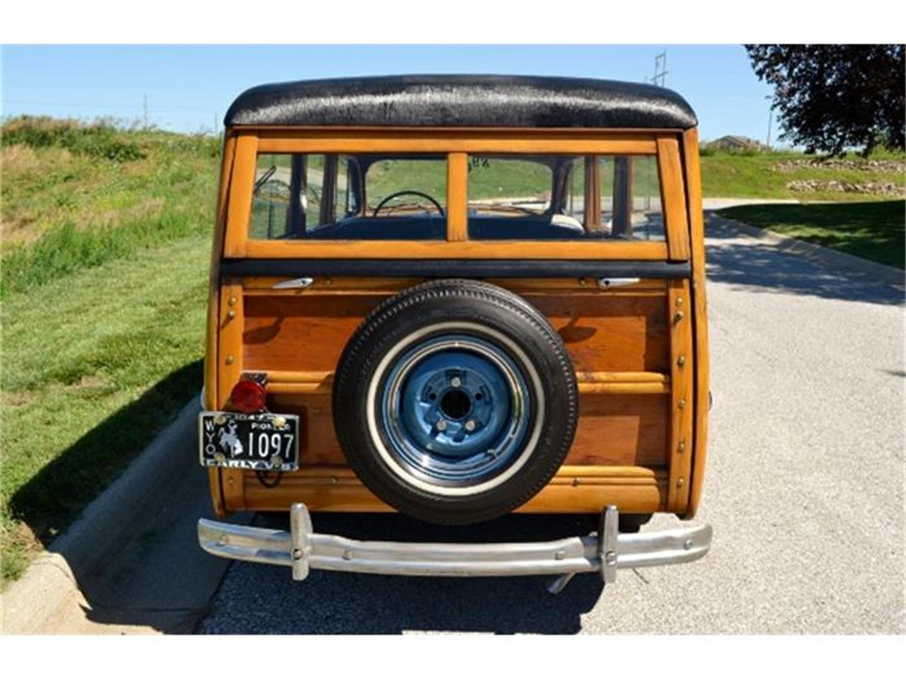 Large Picture of '47 Ford Woody Wagon located in Omaha Nebraska Offered by Classic Auto Sales - C3DL