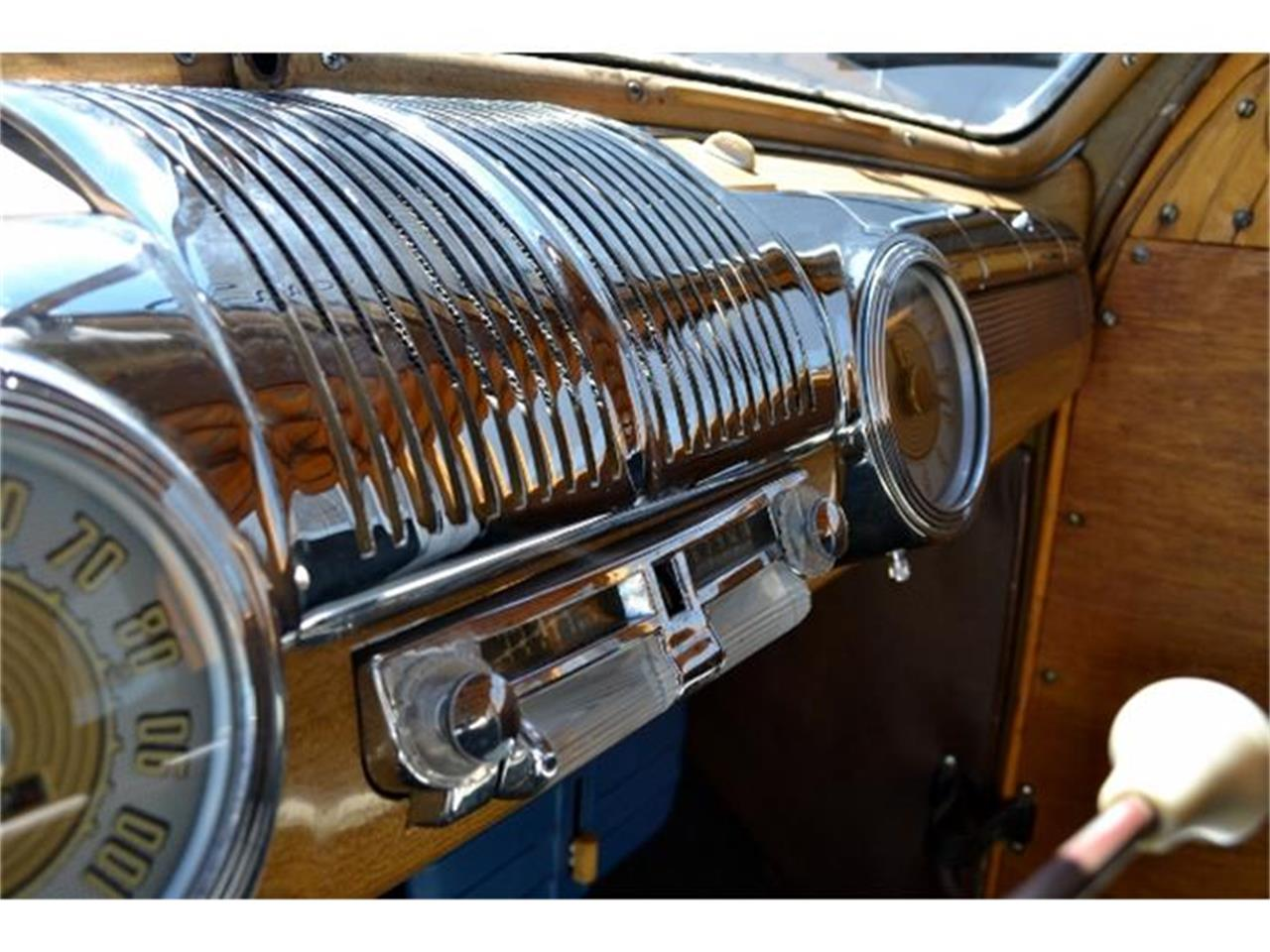 Large Picture of Classic '47 Woody Wagon - C3DL