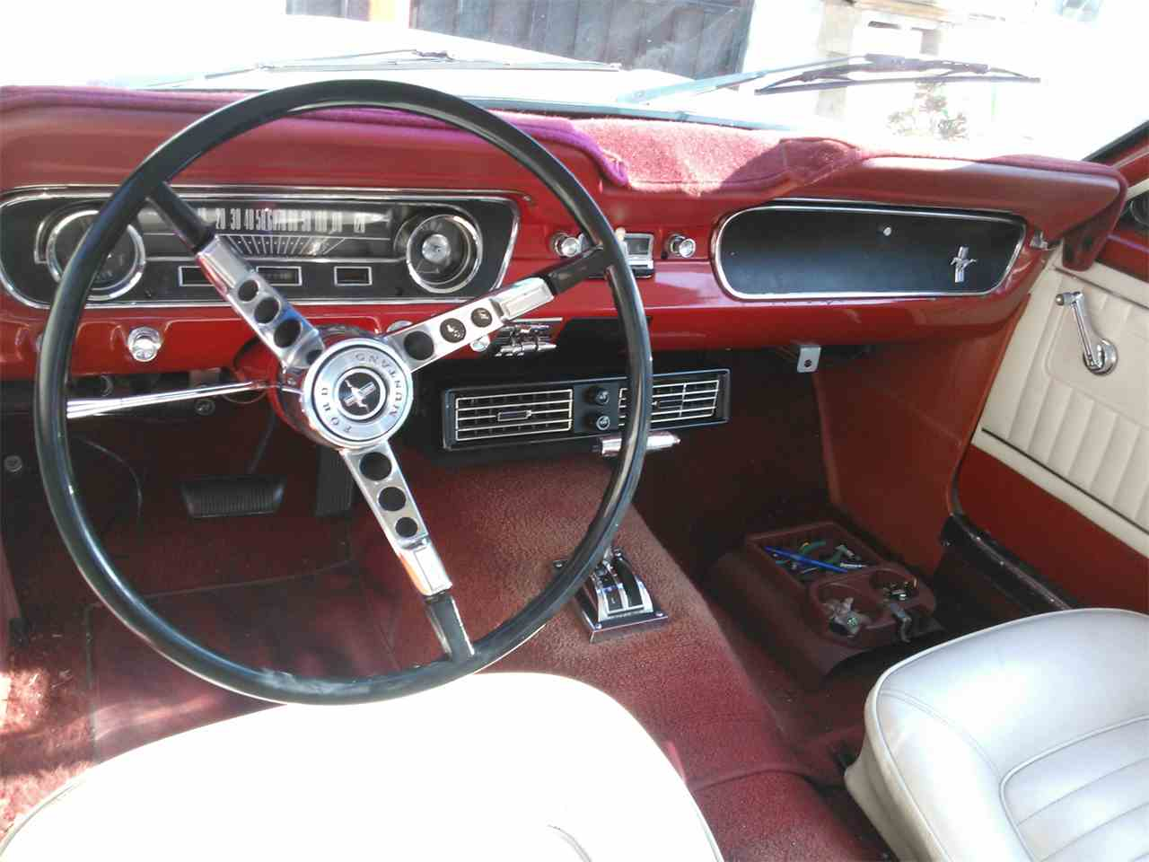 Large Picture of '65 Mustang - C42P