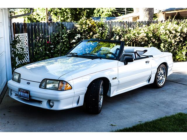 Picture of 1990 Mustang GT Offered by a Private Seller - C49X