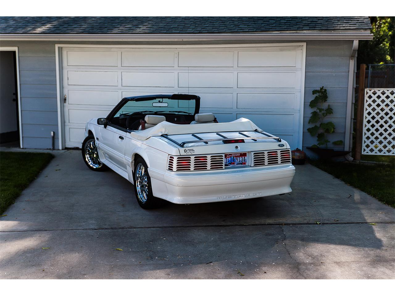Large Picture of 1990 Mustang GT - $11,500.00 - C49X