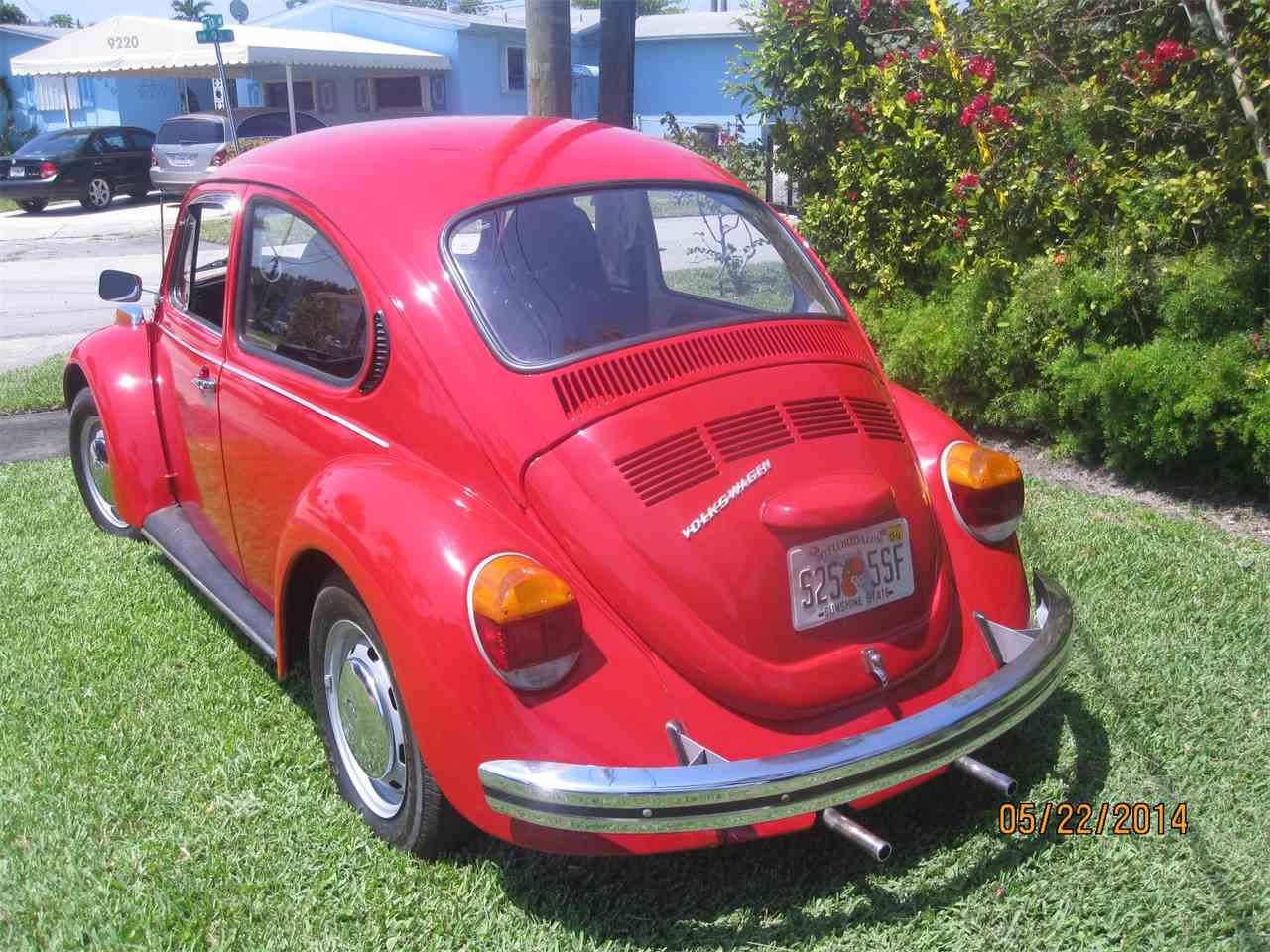1973 Volkswagen Beetle for Sale | ClassicCars.com | CC-565681